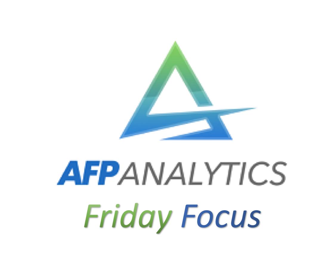 Friday Focus November 1st Afp Analytics
